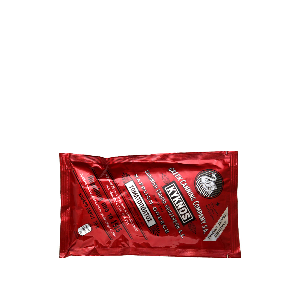 Tomato Paste Double Concentrated (28-30%)